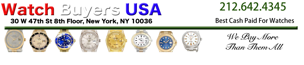 Sell Rolex Watch - We buy all used rolex brands, Submariner, Milguass, DateJust, Daytona, President, Used or Preowned Rolex Watch Buyers